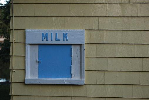 Milk, Delivery, Milkman, Dairy, Classic, Traditional