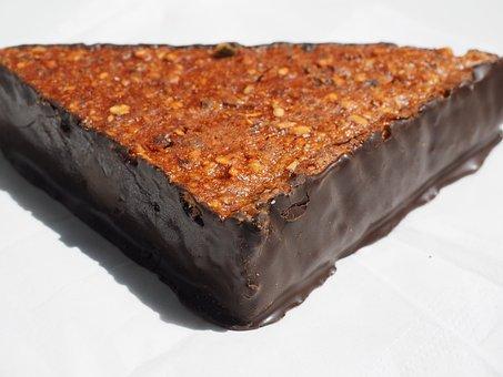 Walnut Corner, Pastry, Sweetness, Triangular, Chocolate