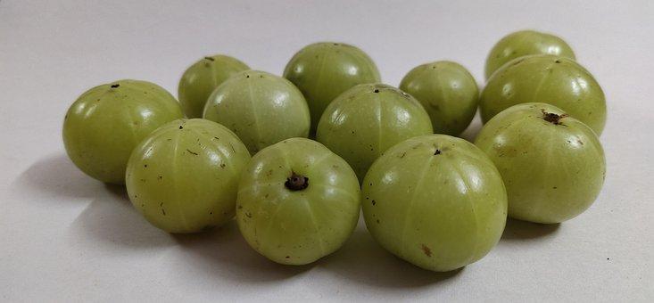 Gooseberry, Fruits, Kitchen, Food, Healthy, Fresh