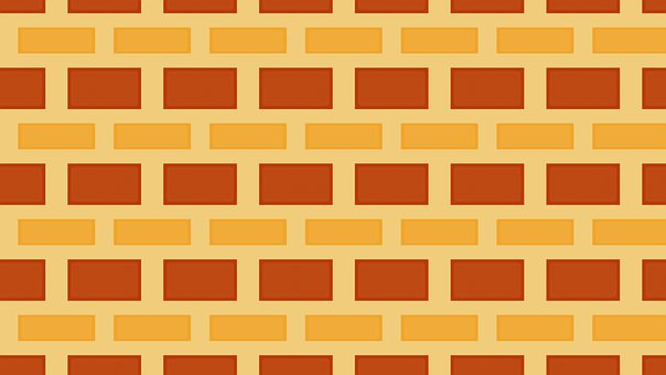 Background, Brick, Wall, Pattern, Abstract, Seamless