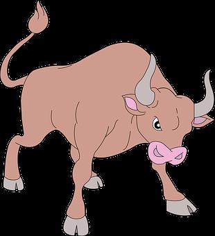 Bull, Animals, Cattle, Nature, Beef, Village, Pastures
