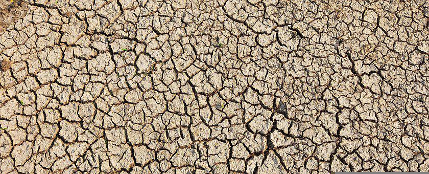 Drought, Land, Cracked, Soil, Ground, Dry, Dryland