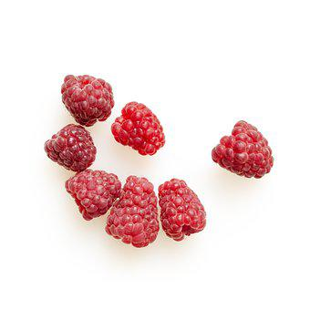 Raspberries, Fruits, Food, Berry, Red Berry, Produce