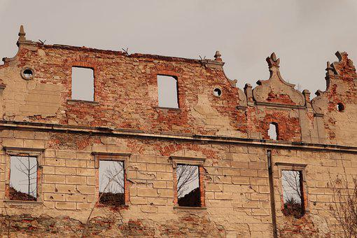The Ruins Of The, The Palace, Residues, The Walls