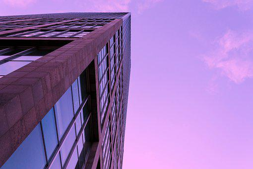 Building, Skyscraper, Sky, Facade, Architecture, Tower