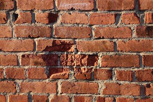 Wall, Brick, Pattern, Stone Wall, Brick Wall, Structure