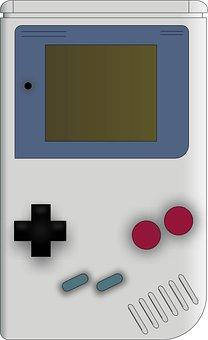 Game Boy, Game, Nintendo, Retro, 80s, Vintage
