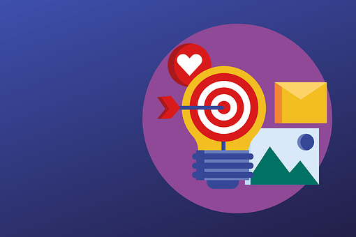 Seo, Target, Strategy, Arrow, Success, Picture, Heart