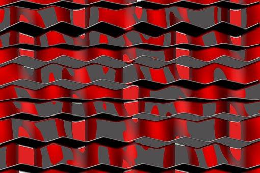 Pattern, Texture, Design, Modern, Tiles, Wall