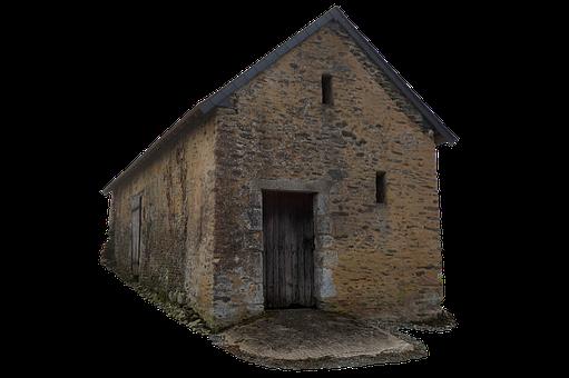 Farmhouse, House, Rustic, Farm, Old, Rural, Countryside