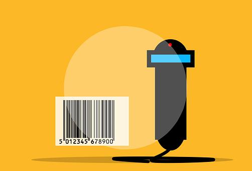Barcode, Barcode Reader, Scan, Identification, Scanner