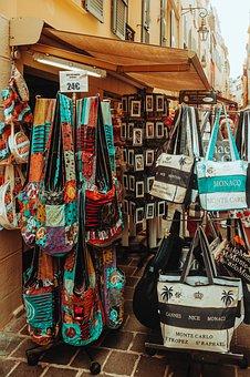 Bags, Shop, Gift Shop, Establishment, Tourist Shop