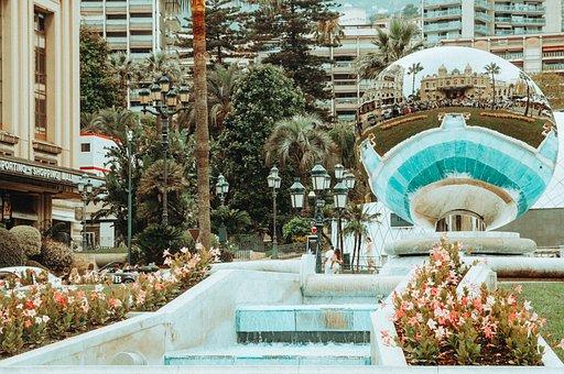 France, Monaco, Destination, Summer, Vacation, Travel