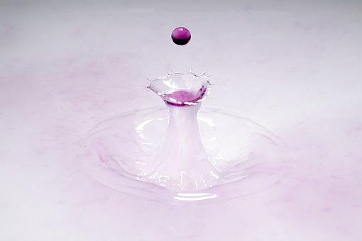 Drop, Water Drop, Liquid, Splash, Water, Drip, Clear