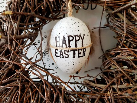 Egg, Easter, Happy Easter, Decorative, Decoration
