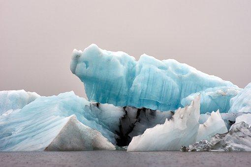 Iceberg, Iceland, Ice, Lagoon, Cold, Ice Floes, Nature