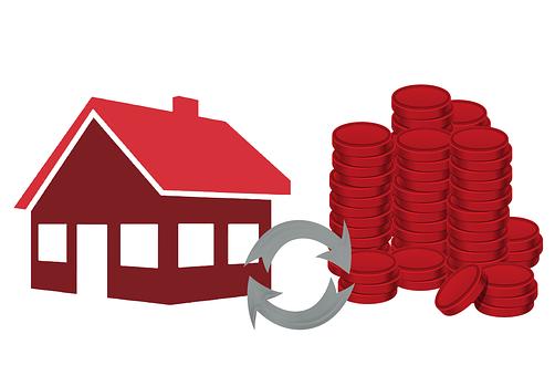 House, Money, Exchange, Credit, Real Estate, Finance