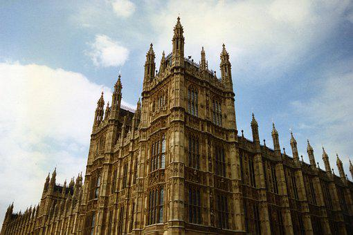 Palace Of Westminster, Building, Landmark, Parliament