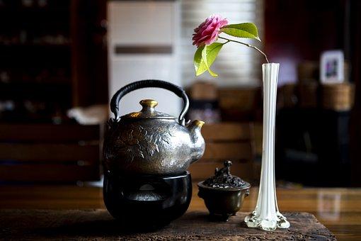 Kettle, Teacup, Tea, Geumran Dawon, Gimhae