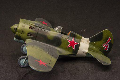 Scale Model, Airplane, Aircraft, Model, Historical, Ww2