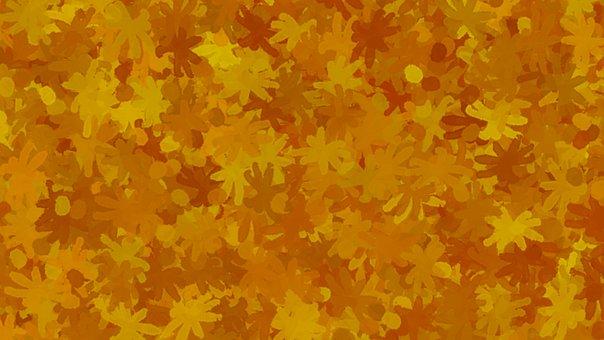Orange, Yellow, Gold, Copper, Mustard, Thanksgiving