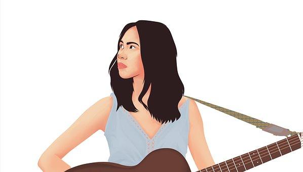 Female, Singer, Guitar, Song Writer, Opm, Clara Benin