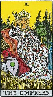 The Empress, Tarot, Major Arcana