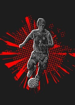 Soccer, Football, Soccer Player, Football Player, Sport