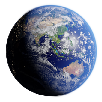 Earth, World, Globe, Planet, Space, Astronomy