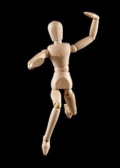 Dummy, Wood, Figure, Man, Wooden Figure, Toy, Figurine