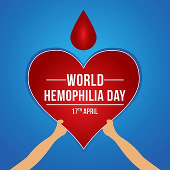 Hemophilia, Blood, Awareness, Support, Red, Inspiration
