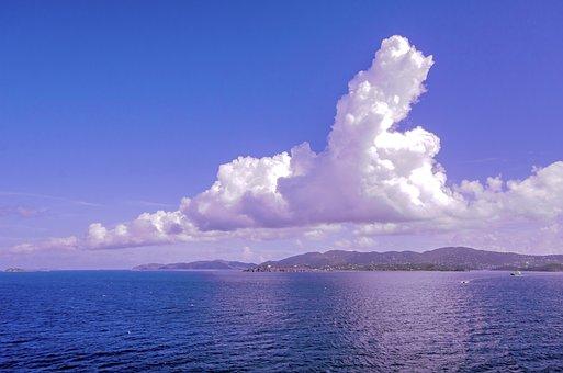 Usvi, Virgin Islands, Tropical, Caribbean, Island