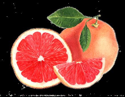 Grapefruit, Fruit, Food, Citrus, Organic, Ripe, Slice