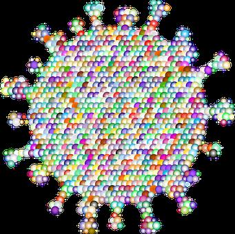 Coronavirus, Circles, Virus, Covid-19, Corona, Covid