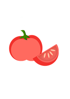 Tomato, Food, Vegetable, Red Tomato, Organic