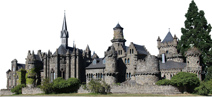 Lion Castle, Castle, Architecture, Fortress, Pinnacle