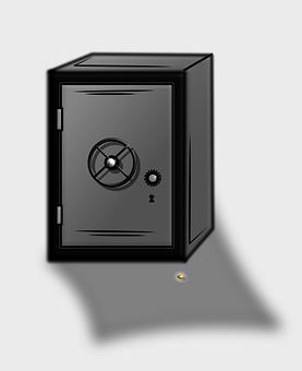 Safety Vault, Safe Box, Money, Finance, Safe, Vault