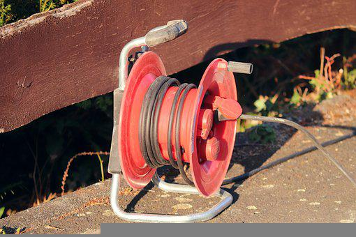 Cable Reel, Electrical Wires, Cable, Cable Drum