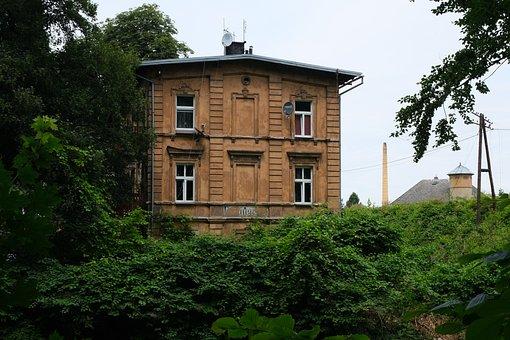 House, Cabin, Villa, Building, Poland
