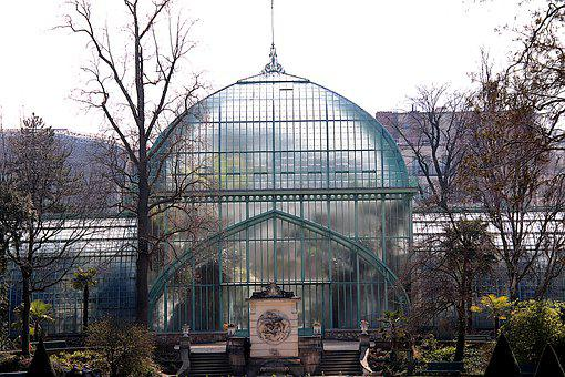 Greenhouse, Building, Facade, Architecture