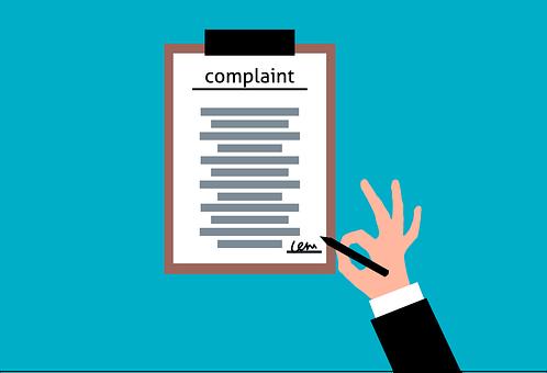 Complaint, Statement, Clipboard, Letter, Paper