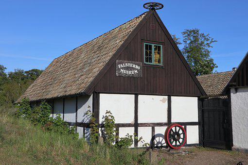 Museum, Building, Falsterbo Museum, Historical