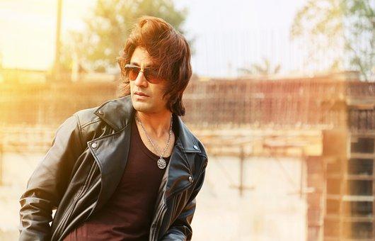 Man Model, Sunglasses, Male Fashion, Attractive Youth