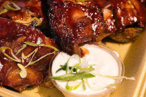 Spare Ribs, Sauce, Food, Meal, Dish, Meat, Bbq, Ribs