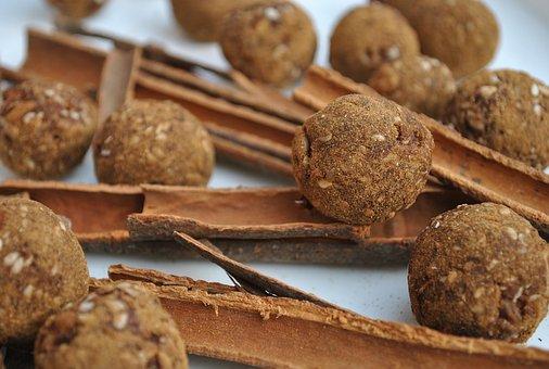 Cinnamon, Sweets, Sugar-free, Dessert, Diet, Diabetes