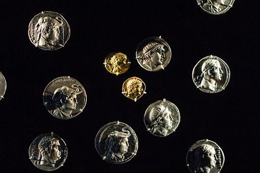Coins, Ancient, Money, History, Wealth, Gold, Treasure