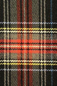 Fabric, Texture, Tartan, Color, The Framework, Artistic