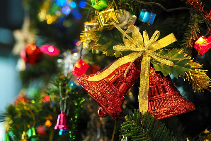 The Christmas Tree, Bell, Decorate A Christmas Tree