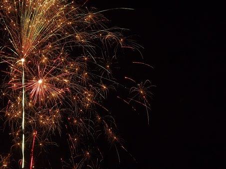 Vuurwek, Party, New Year