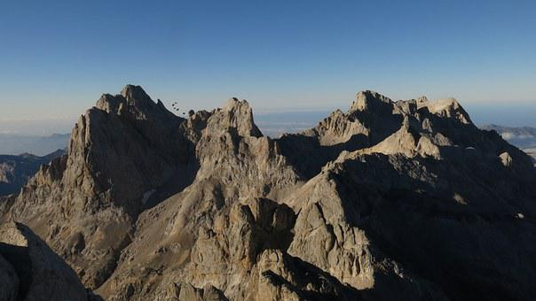 Mountain, Picos De Europa, Treasurer, Chovas